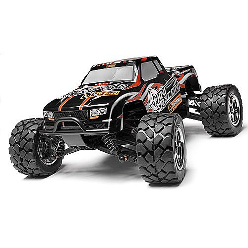 Hpi Racing Rtr Mini Recon With 2 4ghz And Squad One Body 1 18 Rc