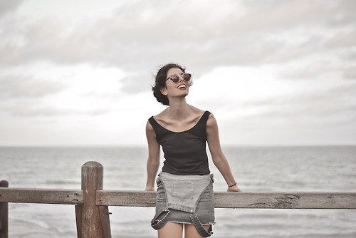 Womens Tank Top Basic Long Cotton Essential Tee by lamixx on Etsy,