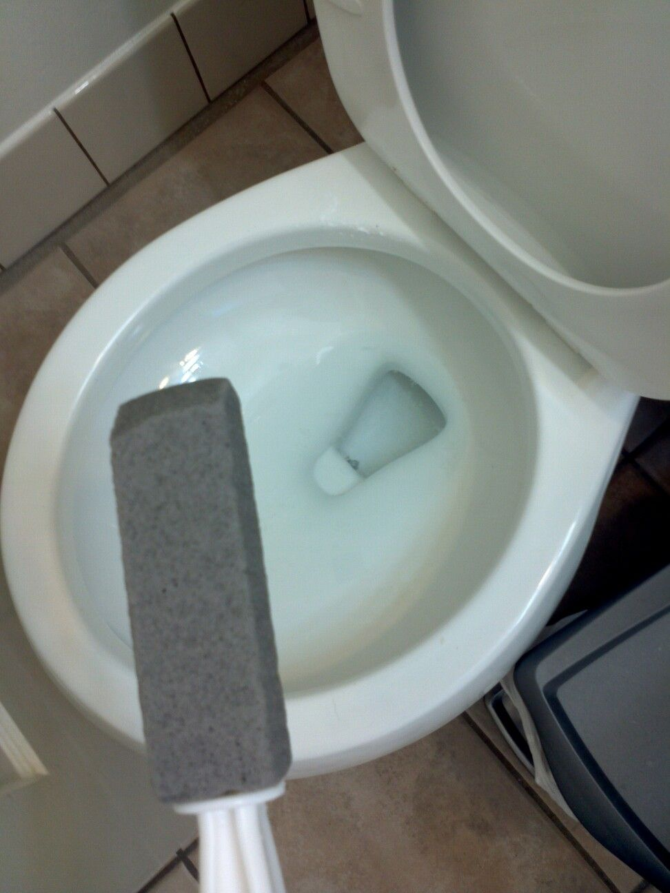 Best Invention Ever Quot Pumie Quot Toilet Bowl Ring Remover 5