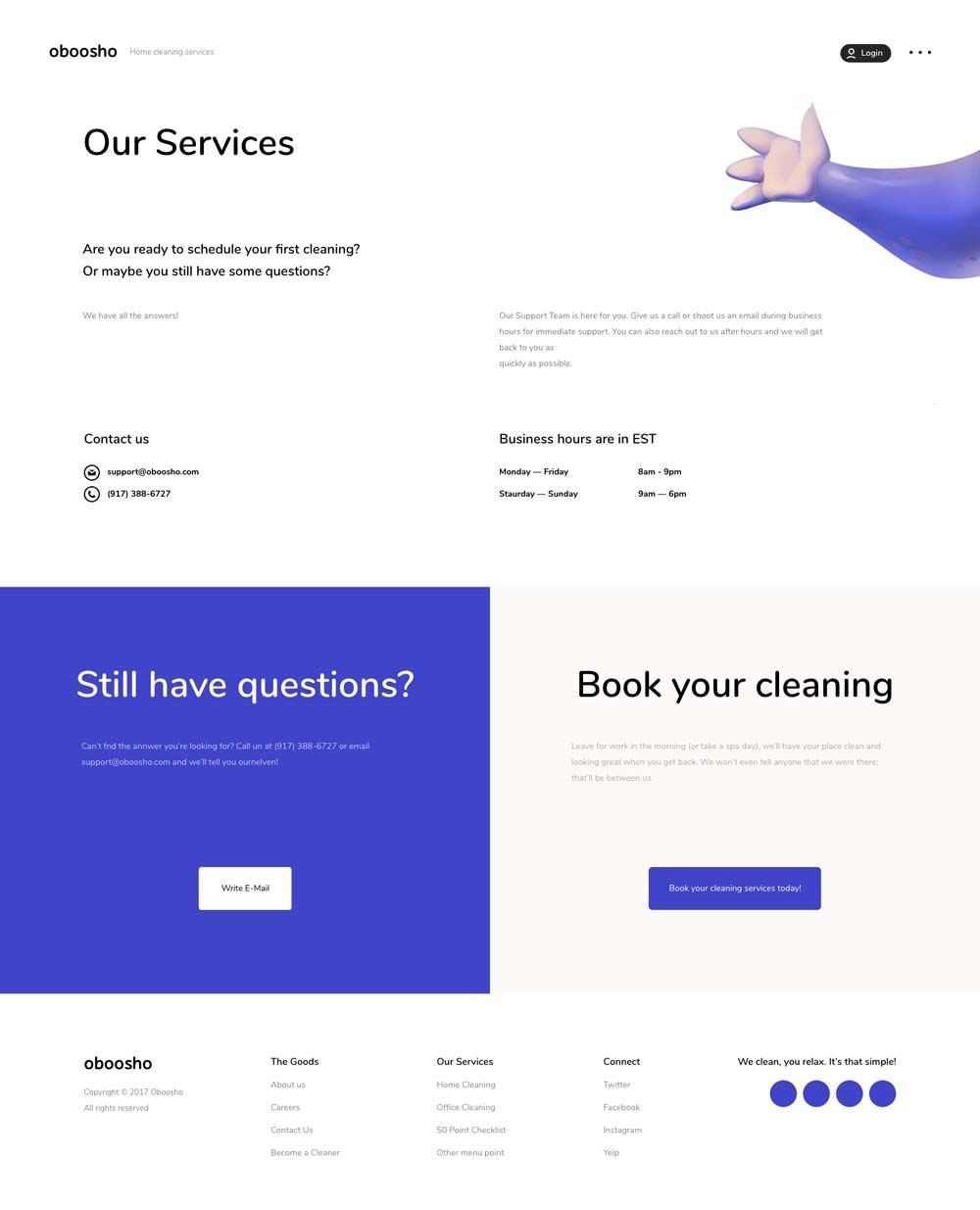 20 Beautiful Contact Us Page Designs For Inspiration Contact Us Page Design About Us Page Design Page Design