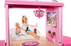 Resultado de imagen para casa de barbie
