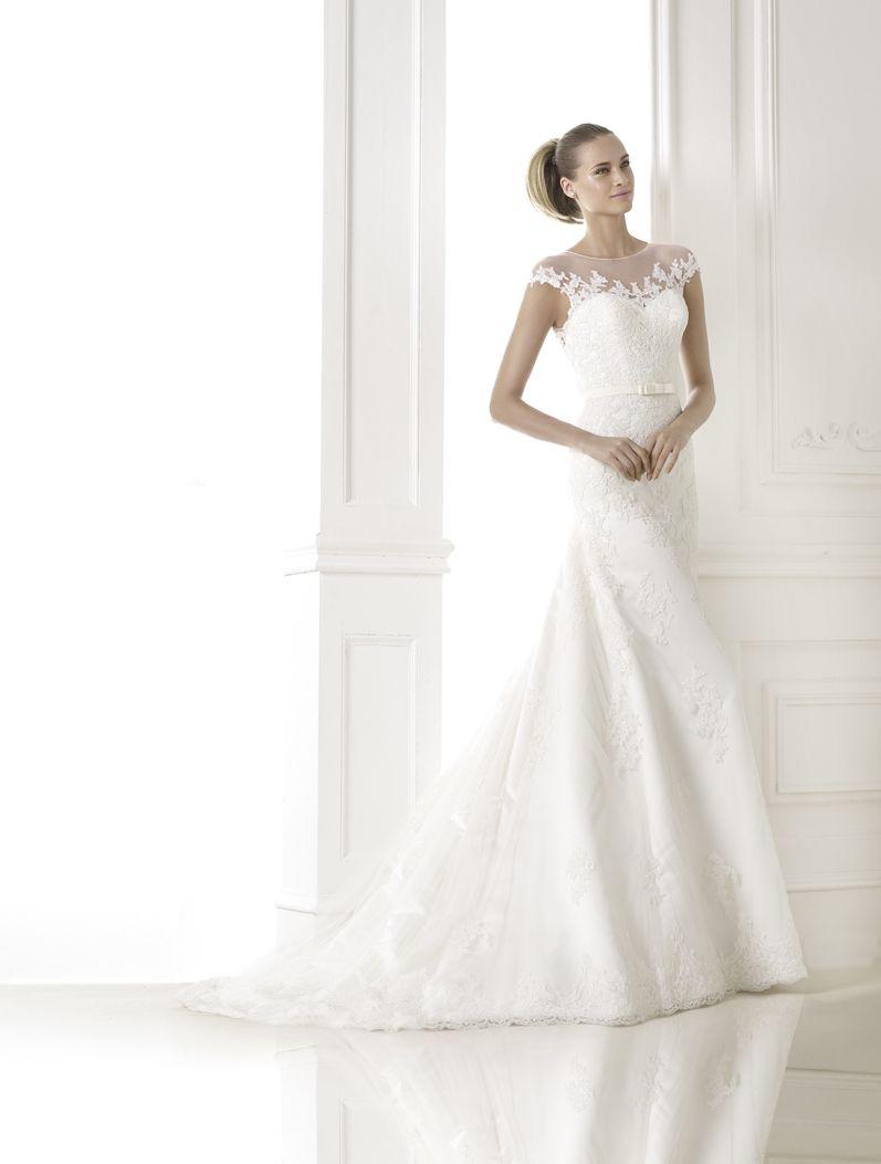 BOTICA - Pronovias 2015 Advance Collection | Wedding dress ...