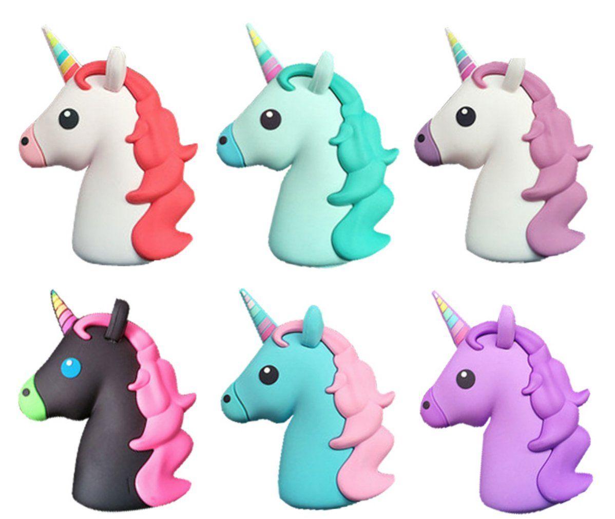 UNICORN POWER BANK PORTABLE PHONE CHARGER – Unicorns   Mermaids ... 22b2cf9ae