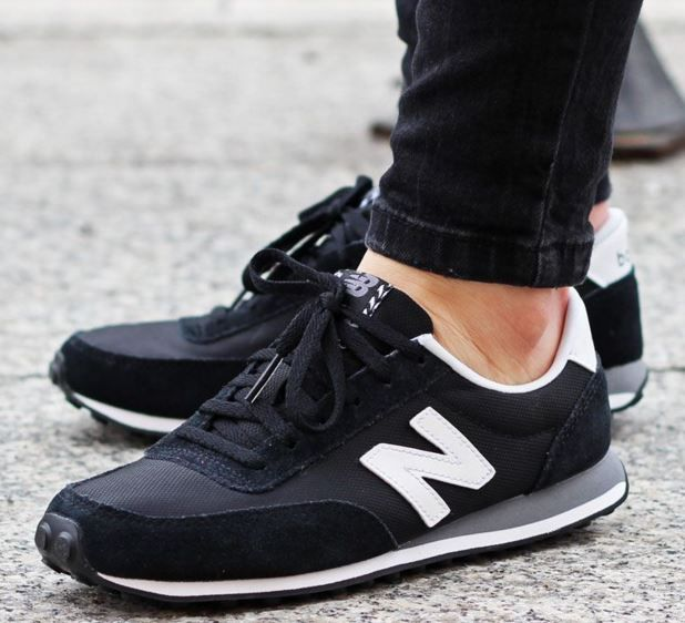 Buty Damskie New Balance WL410VIC BLACK WHITE 40 | Loja de ...