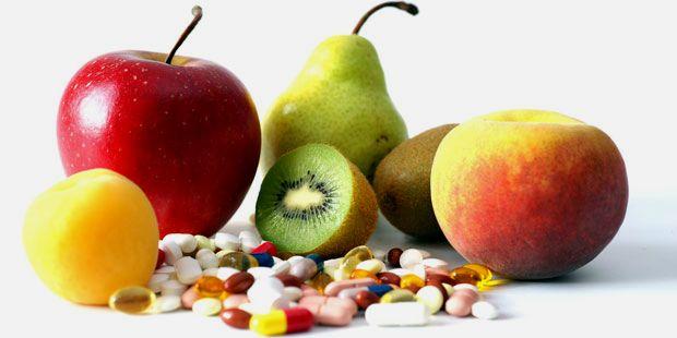 Diät, um fruchtbarer zu sein