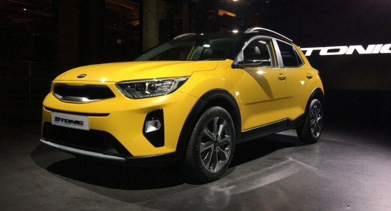 The New Kia Kona The South Korean Producer Has Expanded Its Subcompact Suv Lineup With A Different Design Referred To As The Kia Stonic The Very First Along Kia