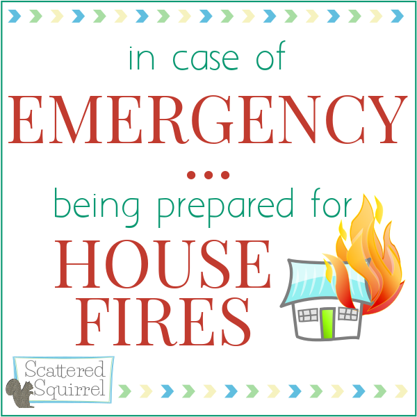 Fire Safety - Being Prepared for House Fires | To be, The o'jays ...