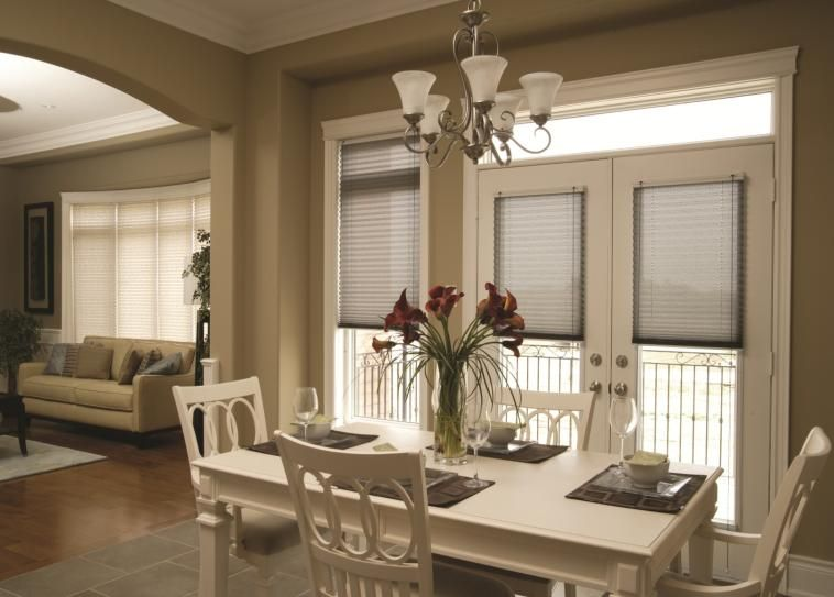 House Decorative Window Covering Ideas For Dining Room Elegant Coverings Sliding Glass Doors