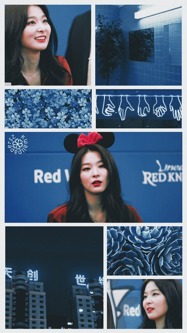 Irene Wallpaper Edit Red Velvet Red Velvet Luv Red Velvet