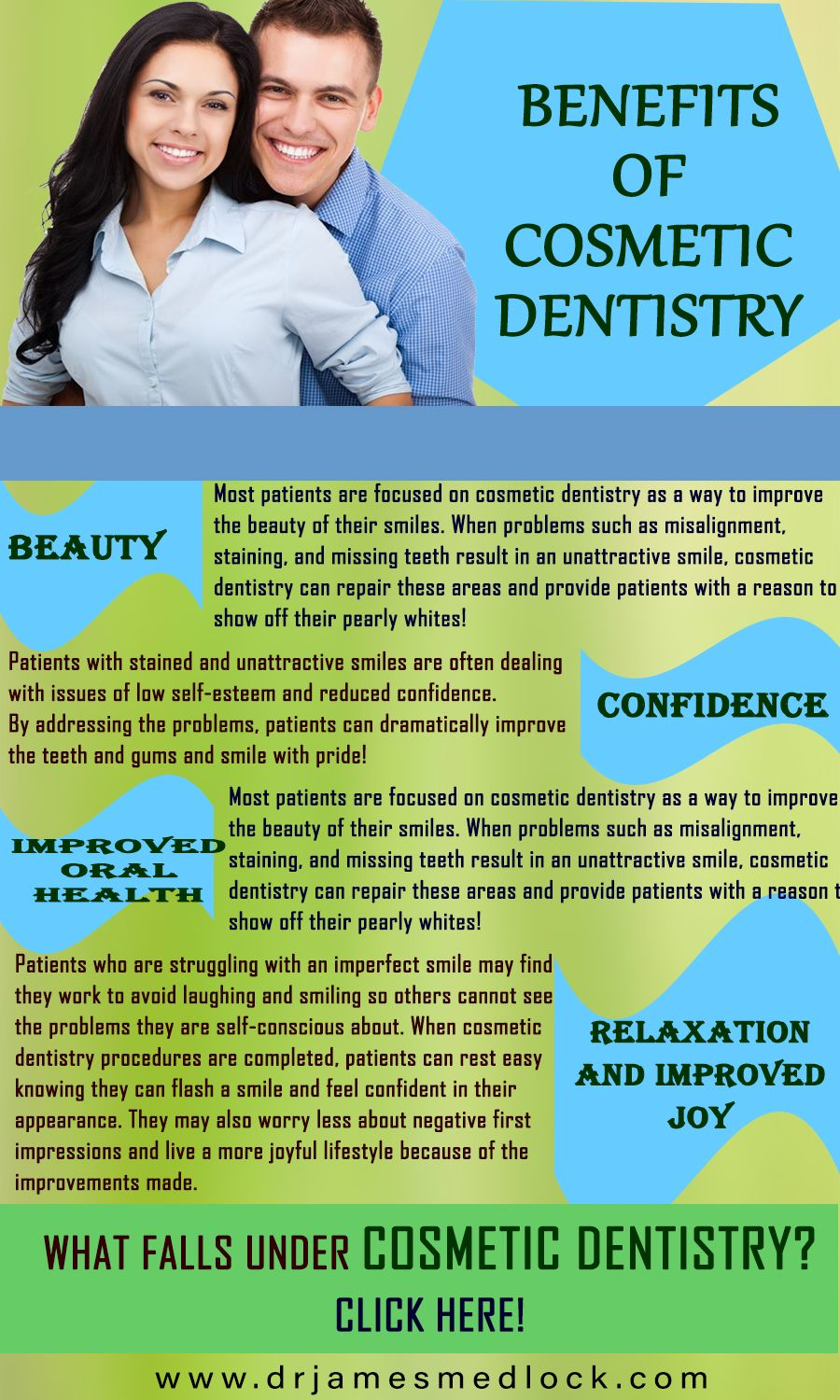 At the practice of Dr. James W. Medlock, DDS, we provide a wide ...