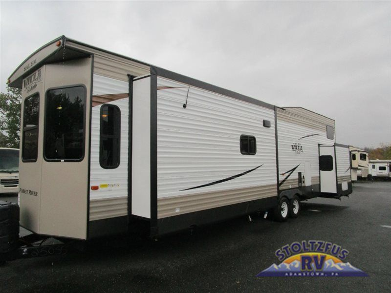 Destination Trailers For Sale Reading Pa >> New 2017 Forest River Rv Salem Villa Series 4092bfl Estate