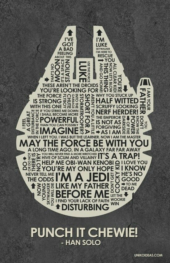 Pin By Sunah Hwang On Phone Wallpapers Star Wars Quotes Star Wars Love Star Wars Geek