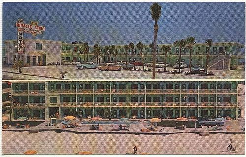 Miracle Strip Motel 60s Panama City Beach Florida Panama City Beach Motels Panama City Florida Panama City Beach Fl
