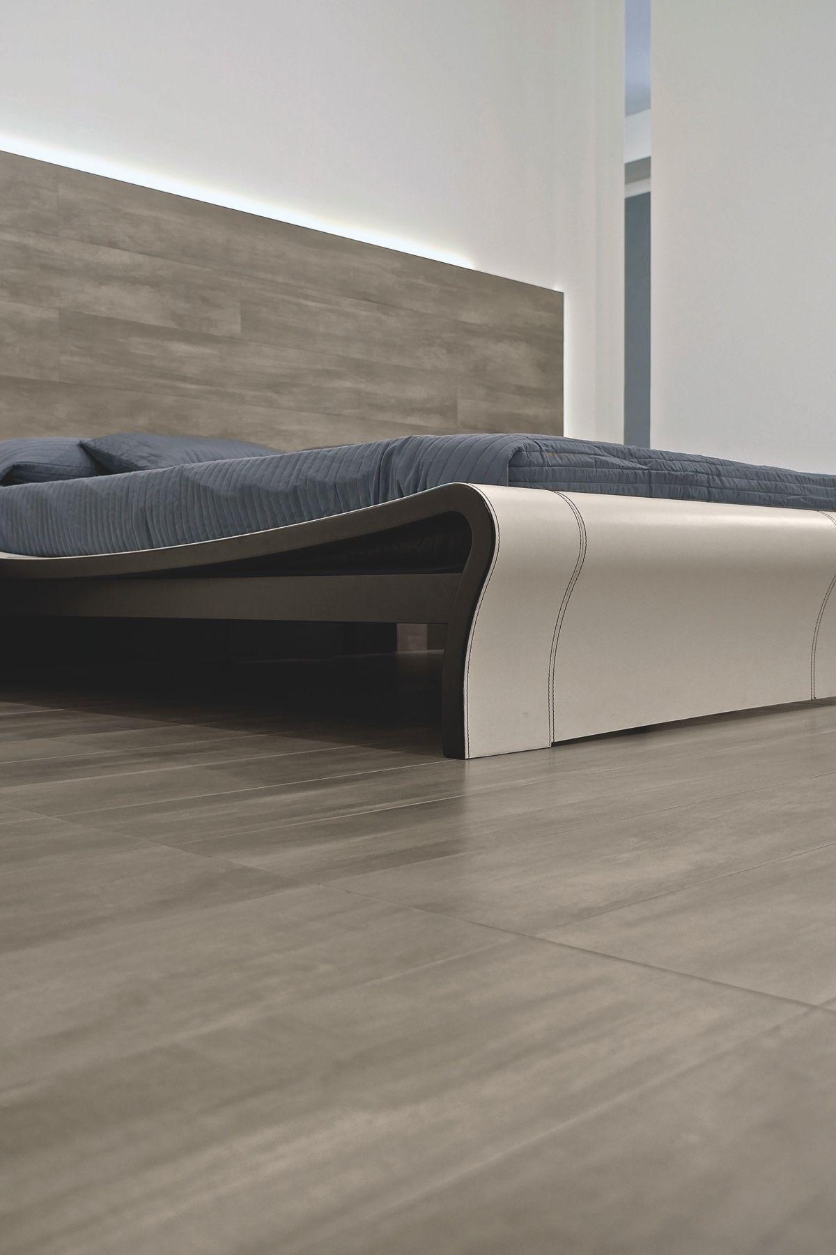 Casalgrande Padana's Ceramic Tiles for Bedrooms #tile #ceramics #architecture #bedroom #night #sleep #inspirational