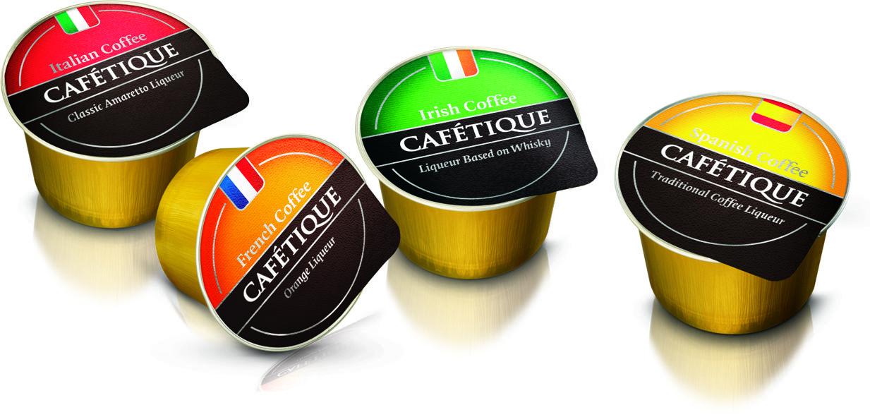 4 heerlijke smaken om toe te voegen aan je koffie!