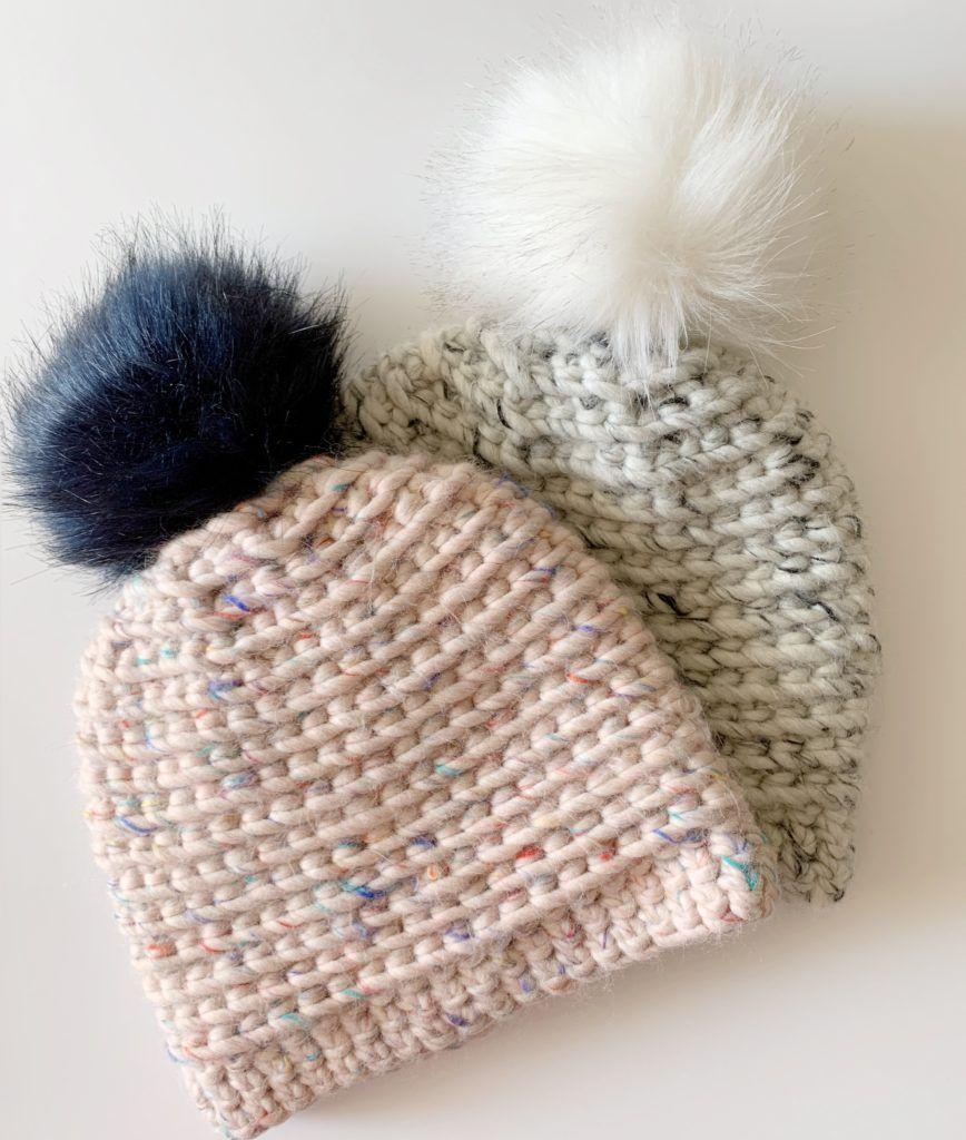 Chunky Spiral Crochet Hat Daisy Farm Crafts crochet