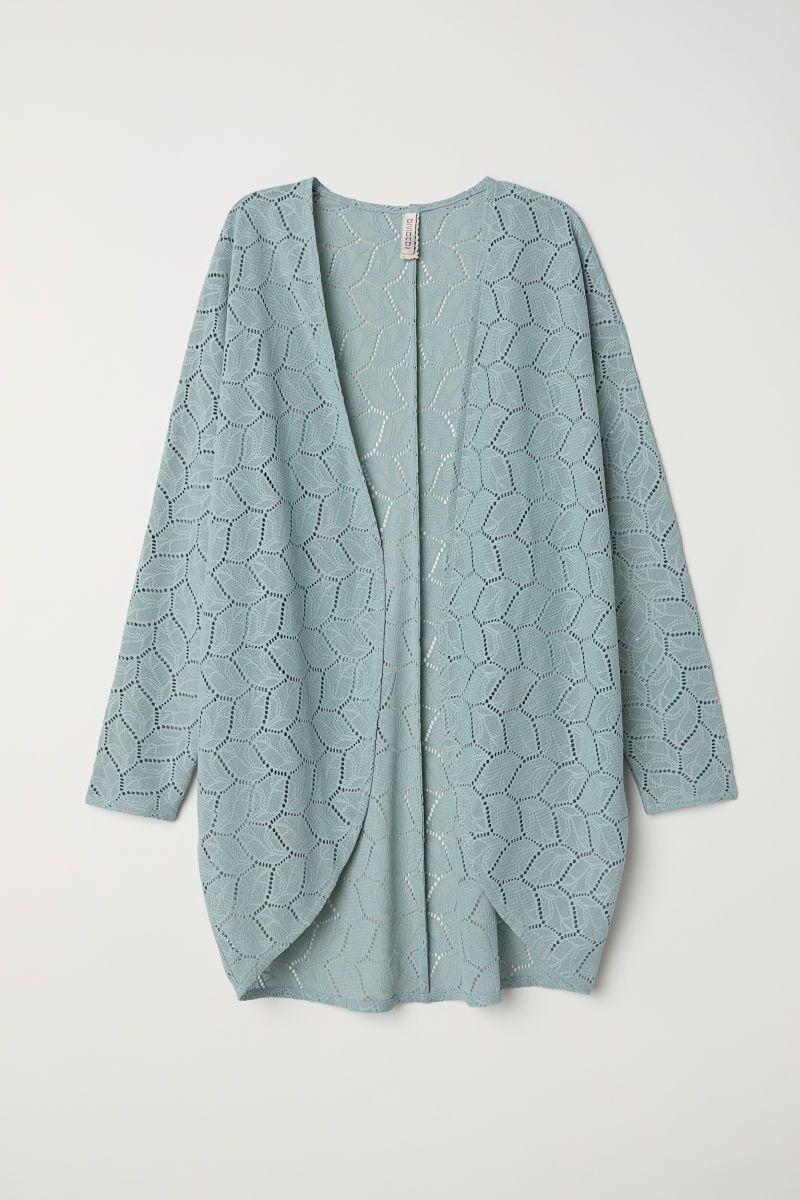 h&m cardigan damen