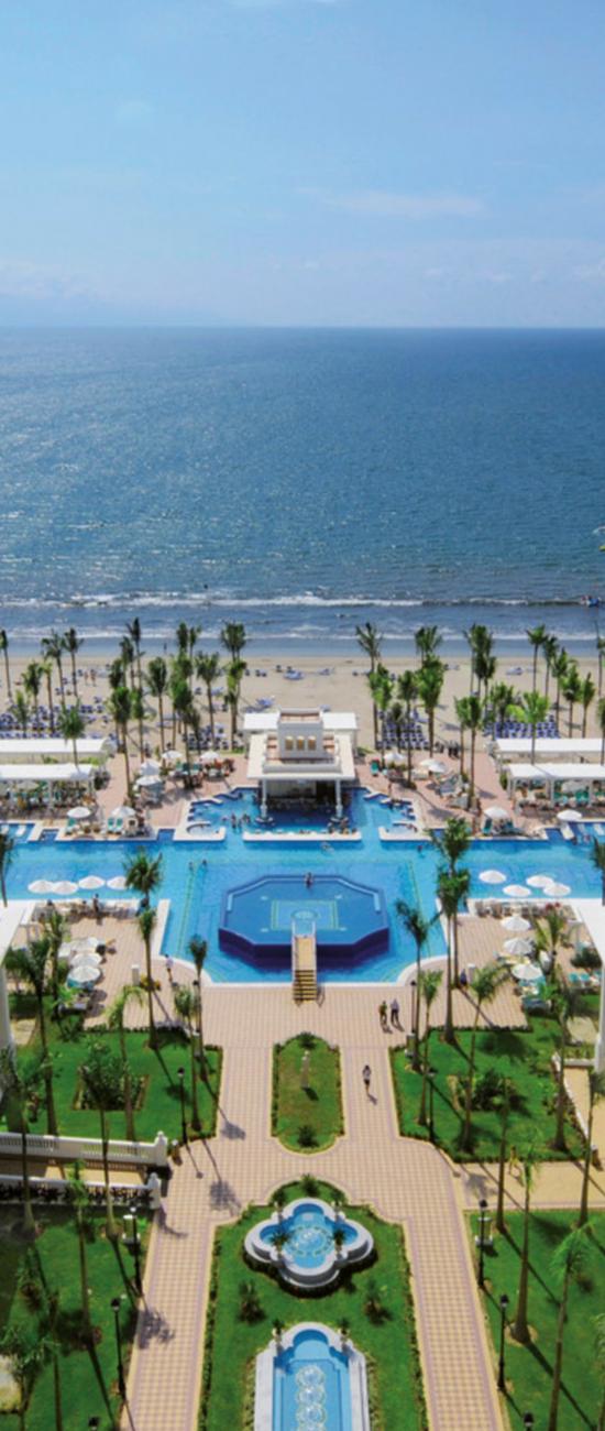 Hotel Riu Palace Pacifico Nuevo Vallarta Mexico Hotel Riu Hotels And Resorts Mexico