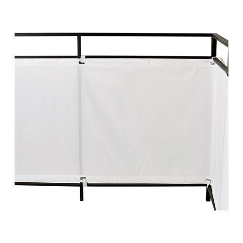 DYNING Wind/zonnescherm IKEA Beschermt tegen wind, zon of