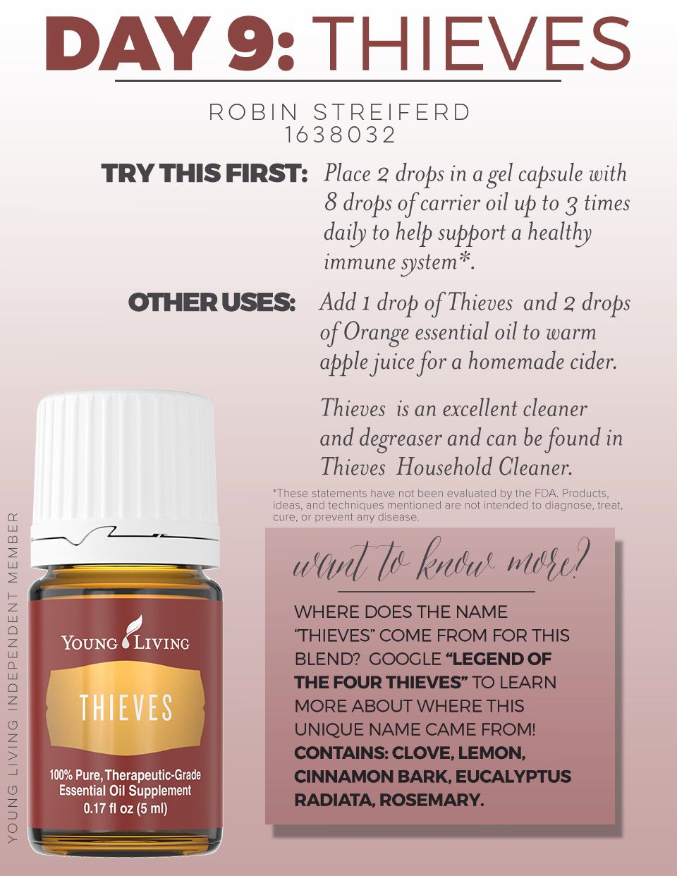Pin On Essential Oils For A Healthier You