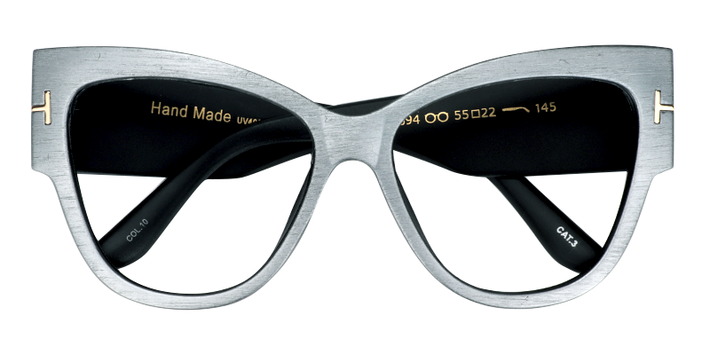 e100ddac9e Cat Eye Gray Eyeglasses ·Voogueme Optical Eyeglasses
