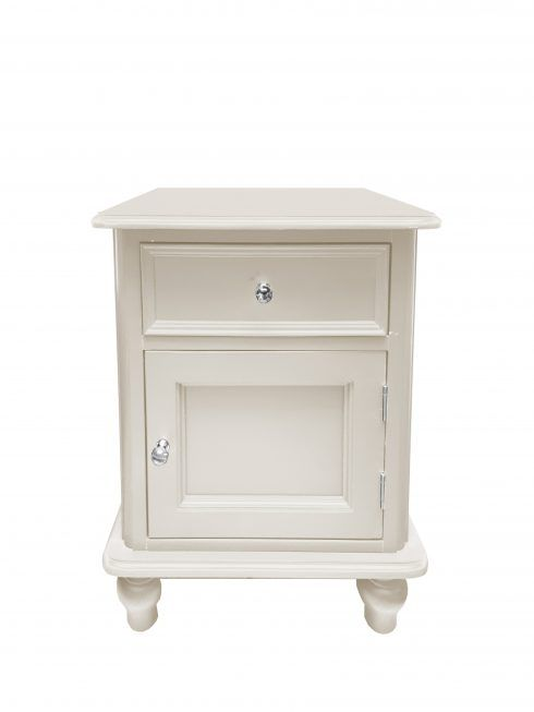 Best 1 Drawer 1 Door Bedside With Feet In Any F B Colour 400 x 300