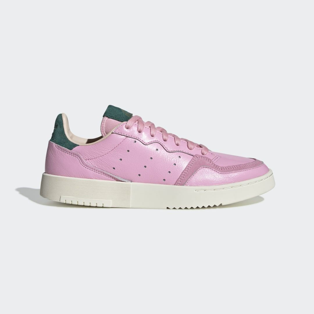 adidas Supercourt Shoes - Pink | adidas US