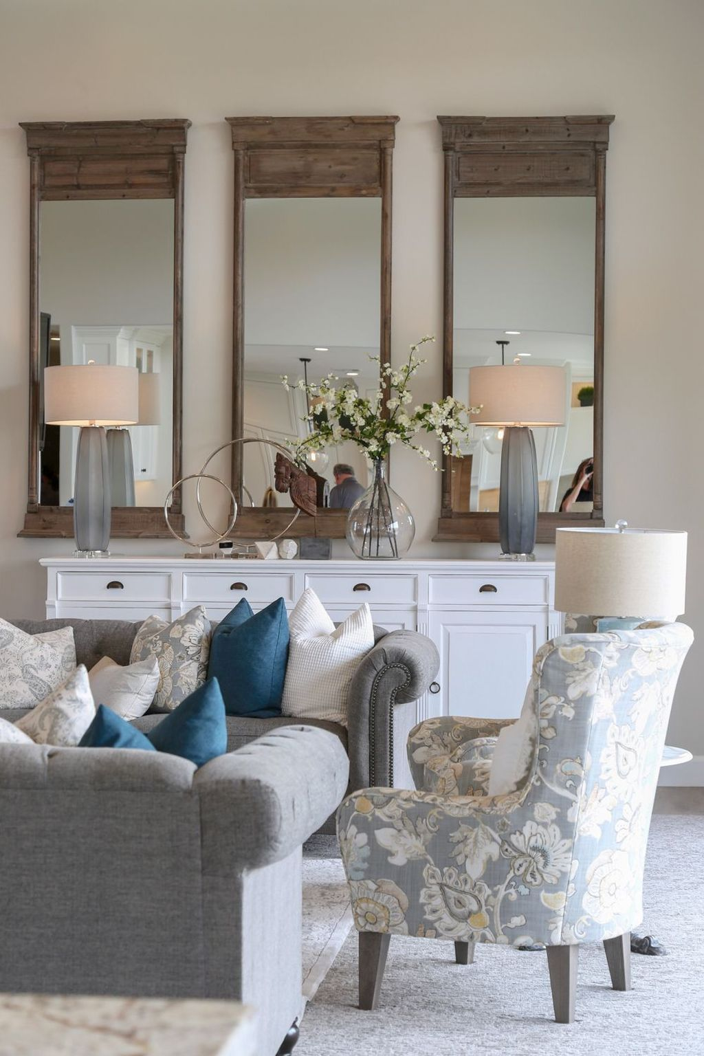 Nice Living Rooms Designs: 47 Cozy French Country Living Room Decor Ideas
