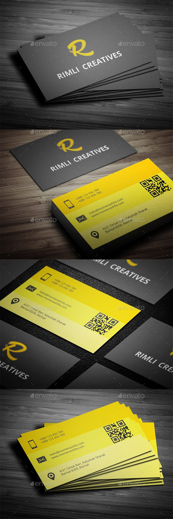 Sleek business card design business cards card templates and graphicriver only 5 sleek business card design creative business cards magicingreecefo Choice Image