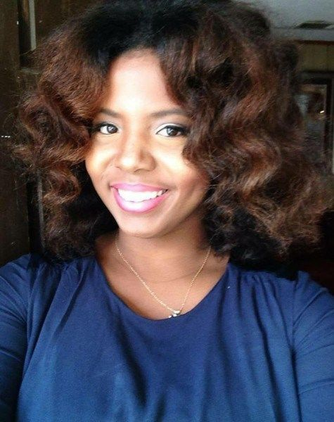 Using Steam Rollers On Natural Hair Pinterest Beach Waves