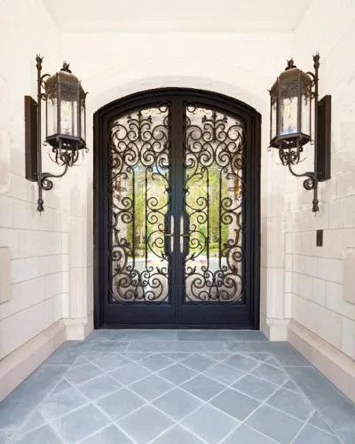 13 Beautiful Double Doors | COCOCOZY