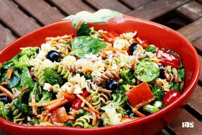 best pasta salad ever!