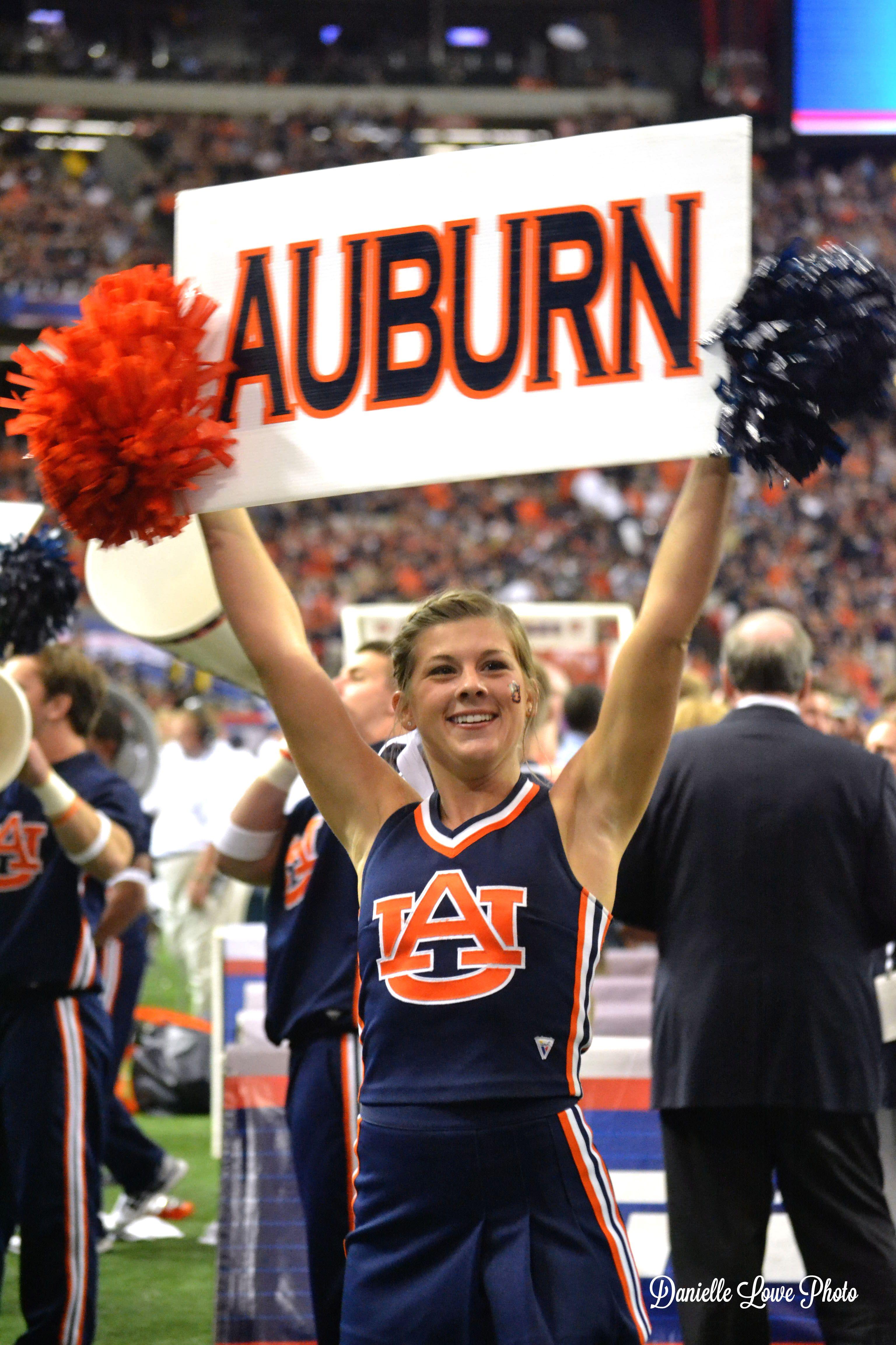 Auburn cheerleader lindsey wilson photo credit danielle
