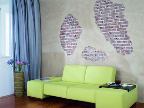 kreative wanddeko ideen selber machen. kreative ideen wohnung ... - Kreative Wandgestaltung Ideen