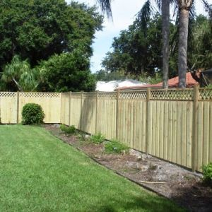 How Much Does Fence Installation Cost?   Backyard fences ...