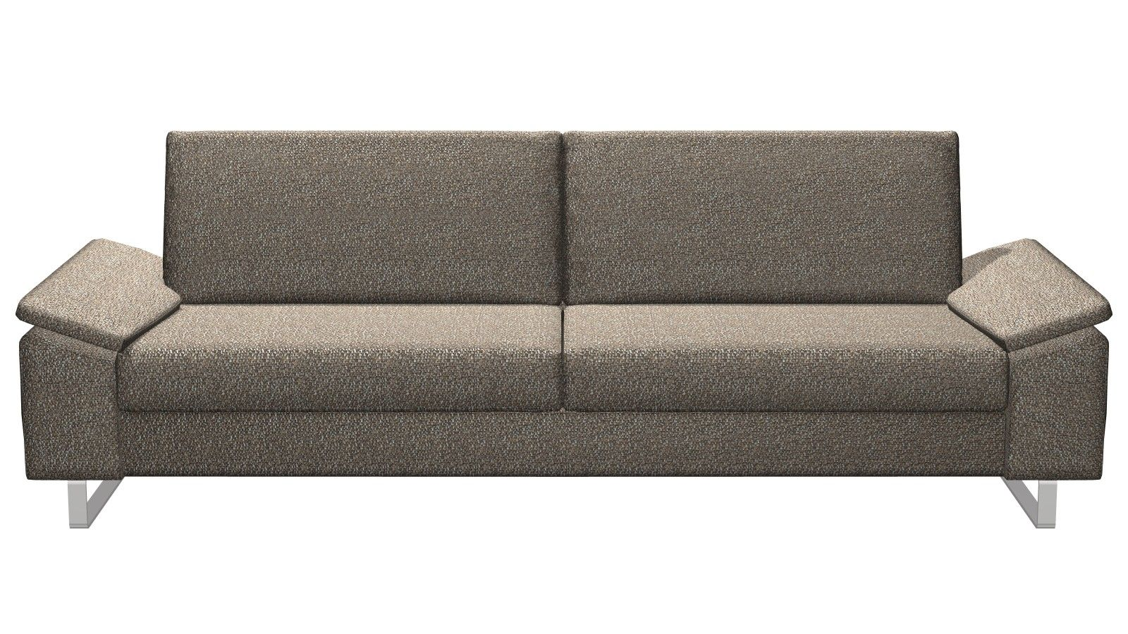 Boconcept sofa indivi2,brown congo fabric