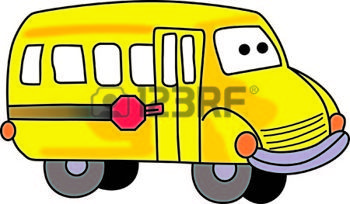 Cartoon Bus You Entrust Your Childs Safety To Their Bus Driver Each Day This Design Is Perfect For Thanking Them They School Bus Free Cartoons Stock Photos