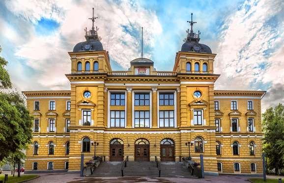 Norwegian Helsinki Oulu