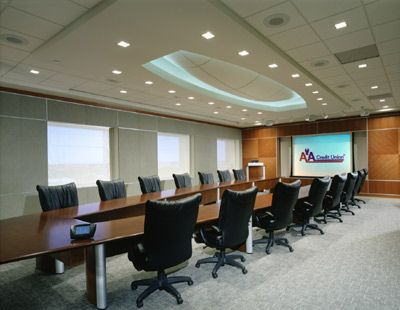 American Airlines Federal Credit Union Execuitve Boardroom