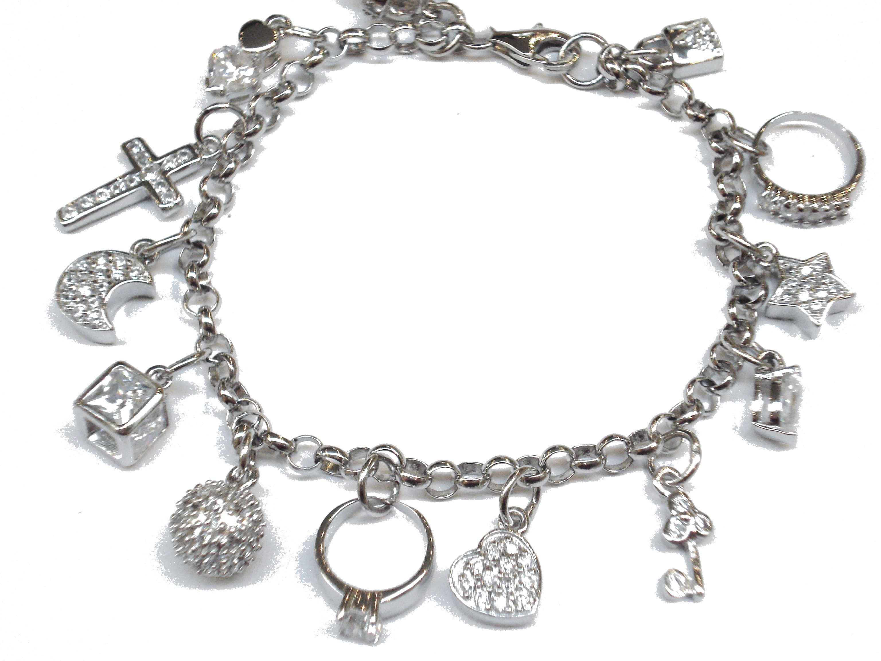 Custom Fit Sterling Silver Anklets, Bracelets And Chains By The Inch