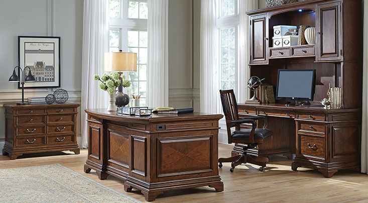Lewis Office Collection Furniture Home Decor Home