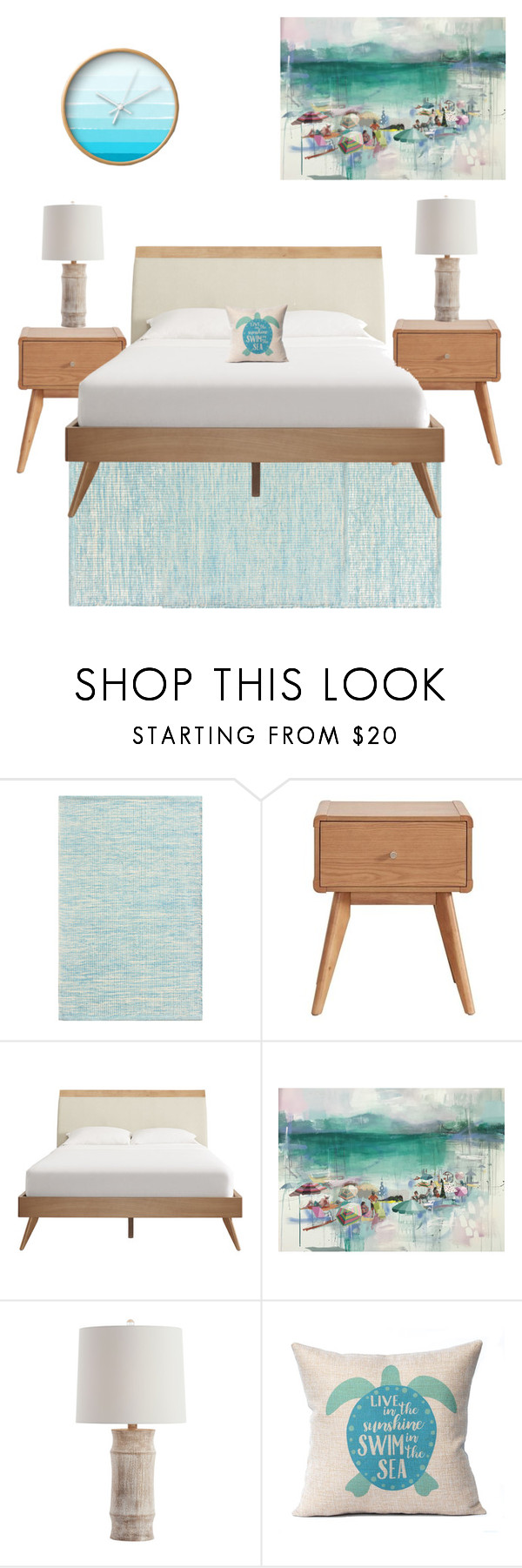 """""""In My Home: Beach House"""" by katsin90 ❤ liked on Polyvore featuring interior, interiors, interior design, home, home decor, interior decorating and Arteriors"""