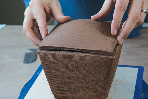 Slab Pottery Templates: A Great Way to Generate New Forms - Ceramic Arts Network