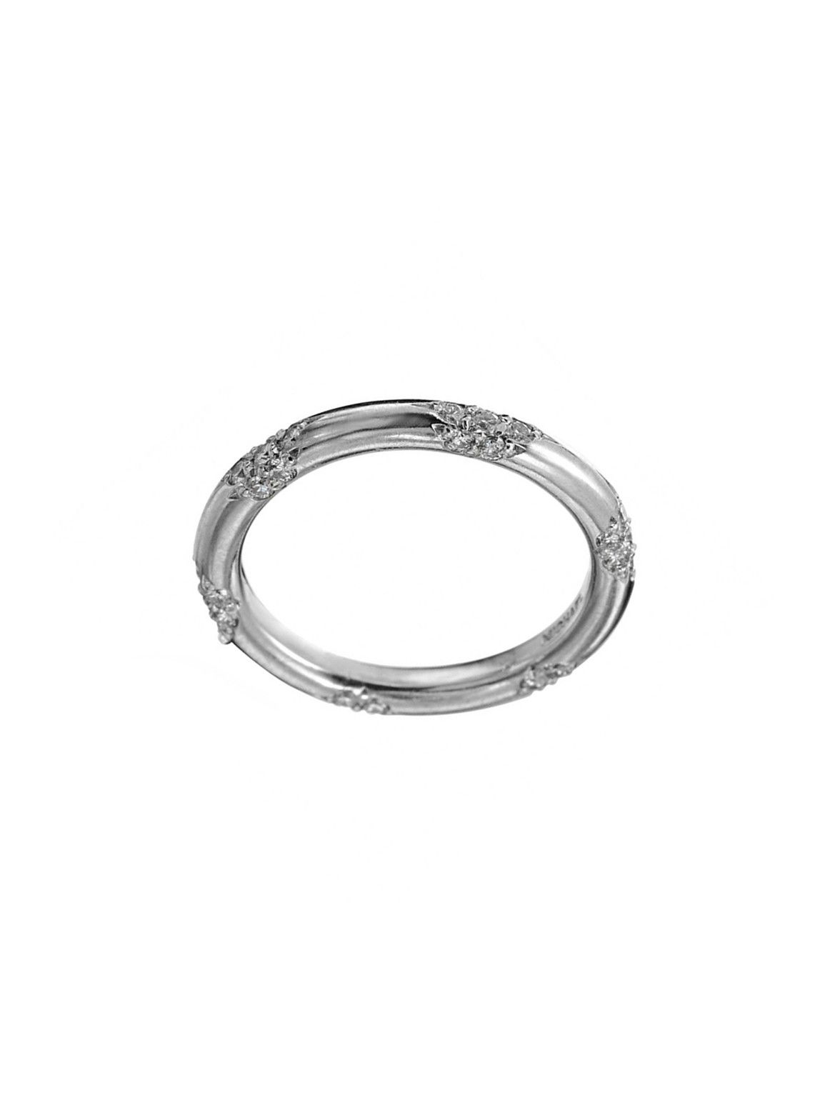 Michael B Platinum Pee Crown Lace Wedding Band So Simple And Perfect