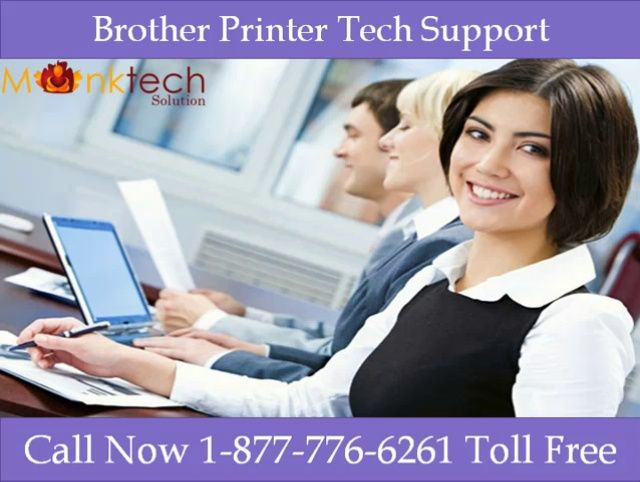 Brother Printer Support is provided the best service team through the brother Printer . When you will use the brother Printer then you will have to face some the issues after sometime like as: - stopped working and etc, with in during the running time yau can call on over  toll free number 1-877-776-6261 for the best service. For more details you can visit to our website http://www.monktech.net/brother-printer-technical-support-number.html
