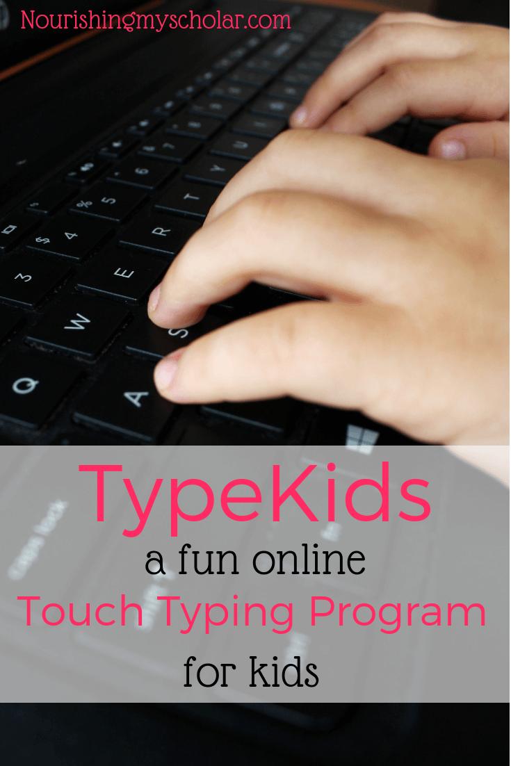TypeKids A Fun Online Touch Typing Program for Kids