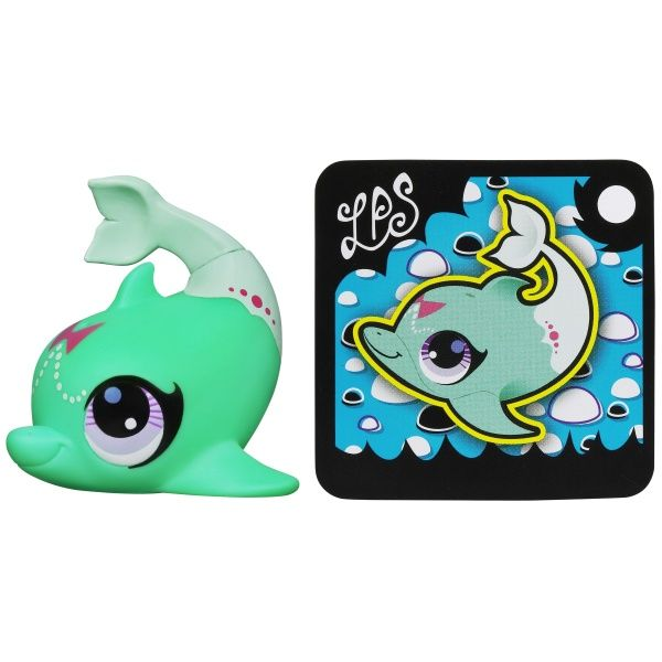 Littlest Pet Shop Tokens Scan 90 Kin Coin Offline Wallet Example