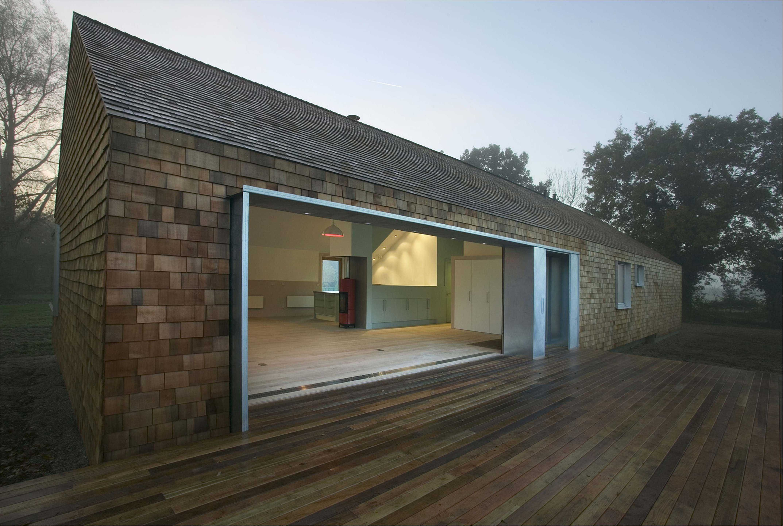 Cedar House Architecture Exterieur Architecte Architecture Design
