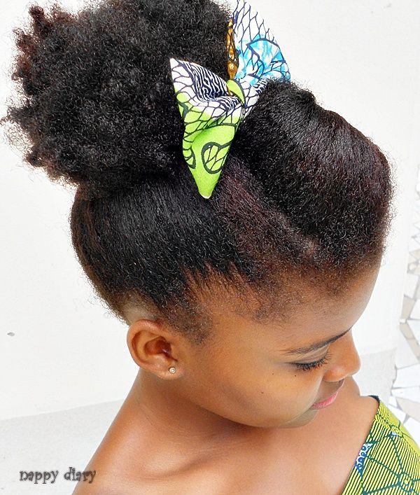 Blog sur l'entretien des cheveux Afros et plus précisément