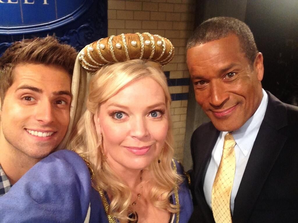 Melissa peterman on twitter baby daddy baby daddy cast
